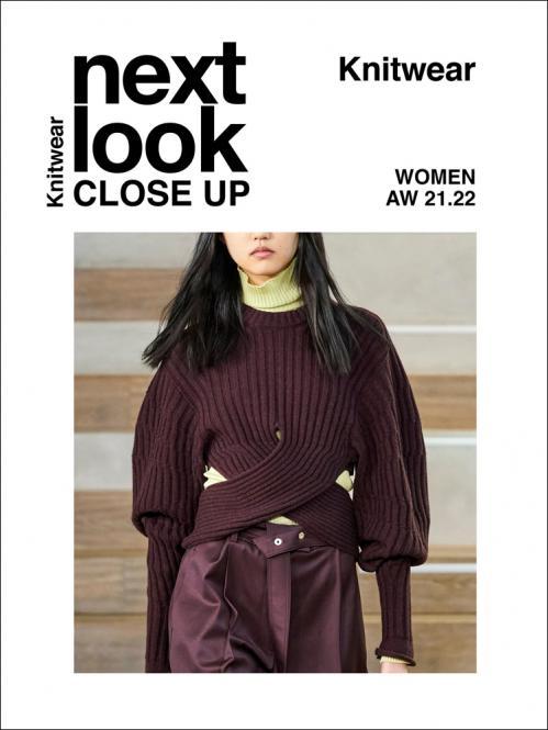 Next Look Close Up Women Knitwear - Subsciption World Airmail