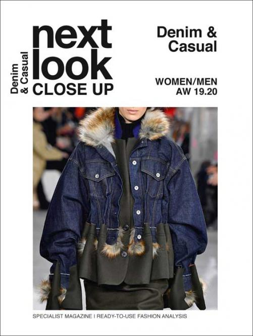 Next Look Close Up Women/Men Denim & Casual no. 06 A/W 19/20