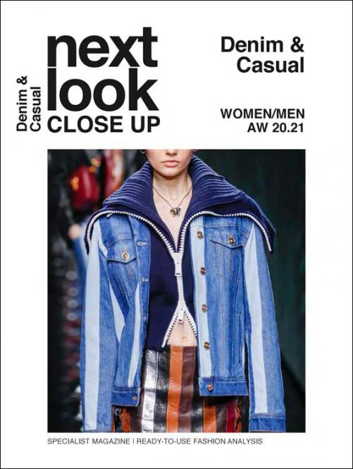 Next Look Close Up Women/Men Denim & Casual no. 08 A/W 20/21