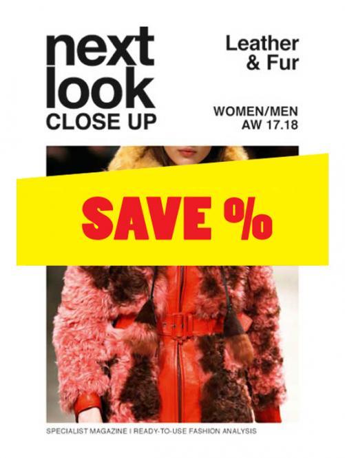 Next Look Close Up Women/Men Leather &  Fur no. 02 A/W 2017/2018
