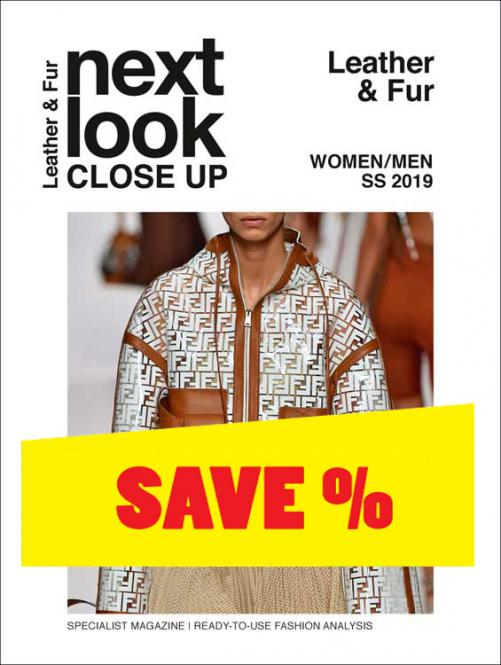 Next Look Close Up Women/Men Leather &  Fur no. 05 S/S 2019