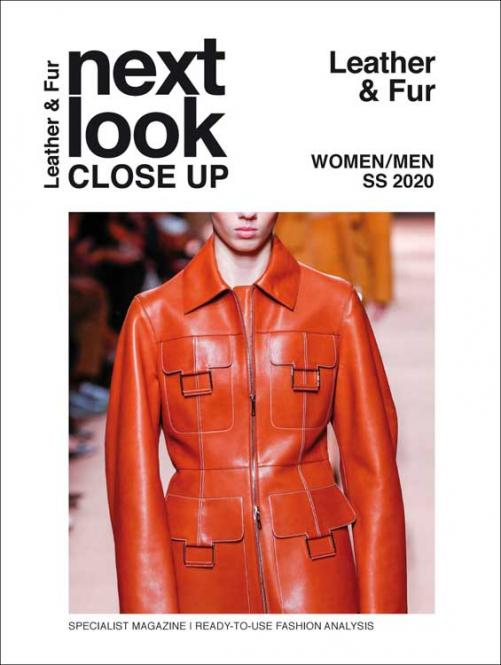 Next Look Close Up Women/Men Leather &  Fur - Subscription World Airmail