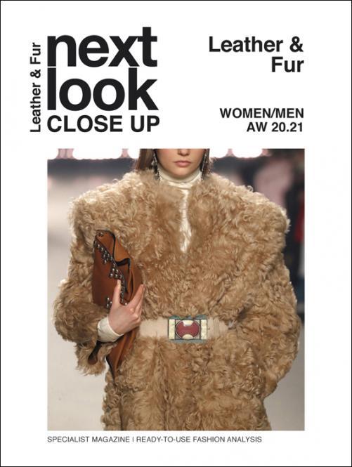 Next Look Close Up Women/Men Leather &  Fur no. 08 A/W 20/21
