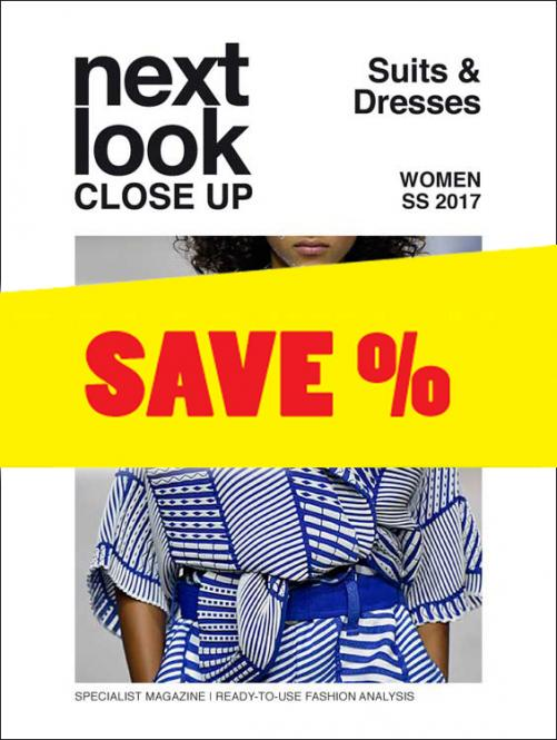 Next Look Close Up Women Suits & Dresses no. 01 S/S 2017