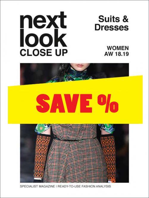 Next Look Close Up Women Suits & Dresses no. 04 A/W 2018/2019