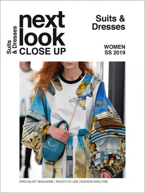 Next Look Close Up Women Suits & Dresses no. 05 S/S 2019