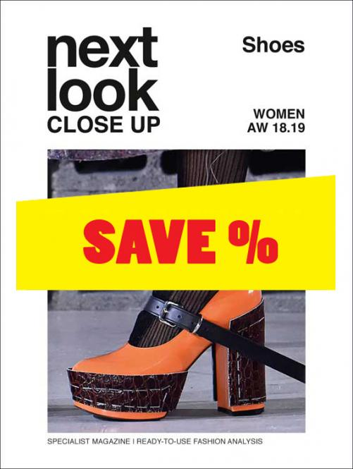 Next Look Close Up Women Shoes no. 04 A/W 2018/2019