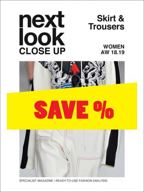 Next Look Close Up Women Skirt & Trousers no. 04 A/W 2018/2019