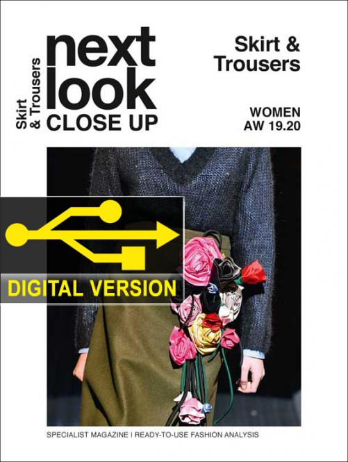 Next Look Close Up Women Skirt & Trousers, Abonnement Welt