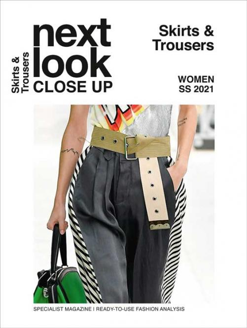 Next Look Close Up Women Skirt & Trousers no. 09 S/S 2021