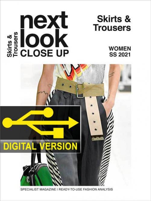 Next Look Close Up Women Skirt & Trousers, Subscription World
