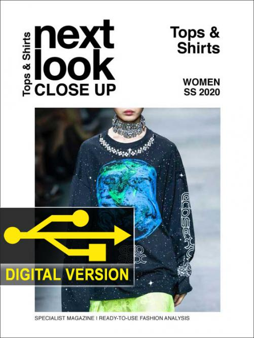 Next Look Close Up Women Tops & Shirts no. 07 S/S 2020