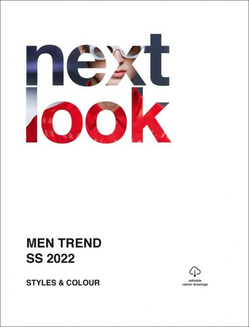 Next Look Menswear S/S 2022 Fashion Trends Styling