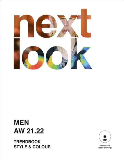 Next Look Menswear A/W 21/22 Fashion Trends Styling incl. DVD