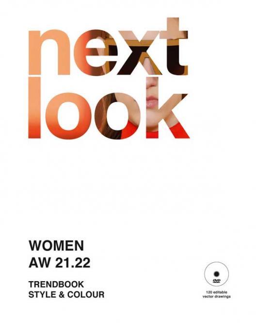 Next Look Womenswear Fashion Trends Styling, Auslandsabonnement Luftpost