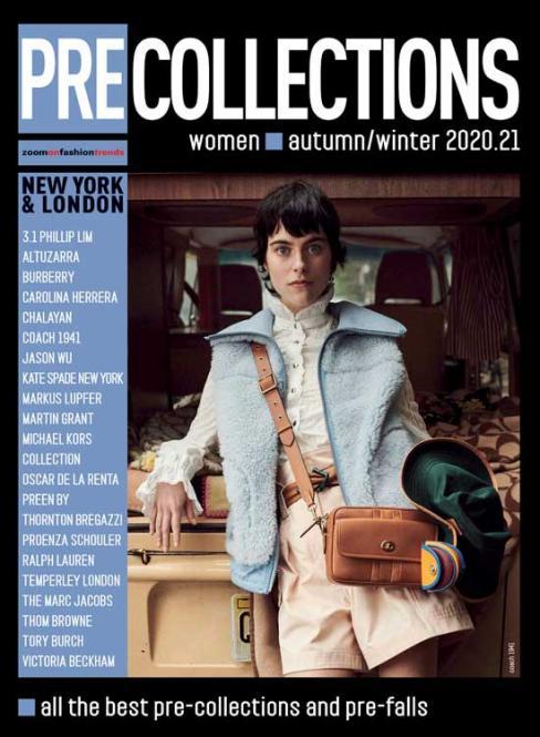 PreCollections New York & London, 2-Jahres-Abonnement Europa