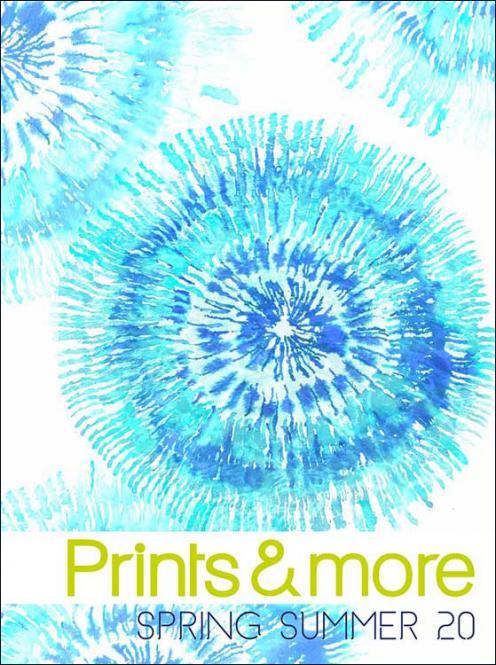Prints & More Trendbook, Abonnement Europa