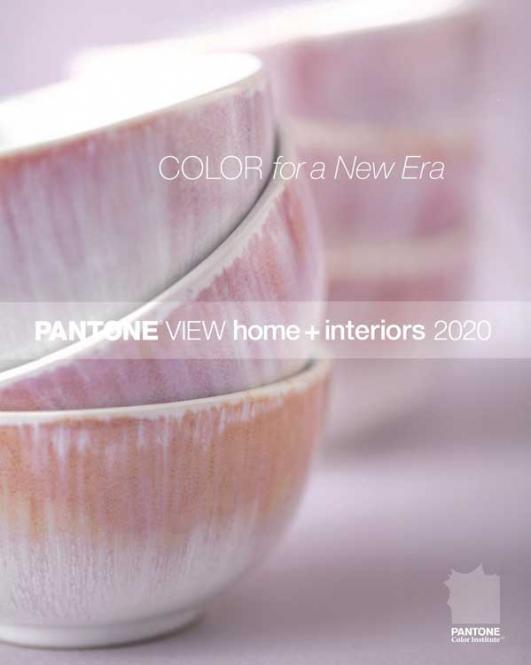 PANTONE View Home + Interior S/S 2020
