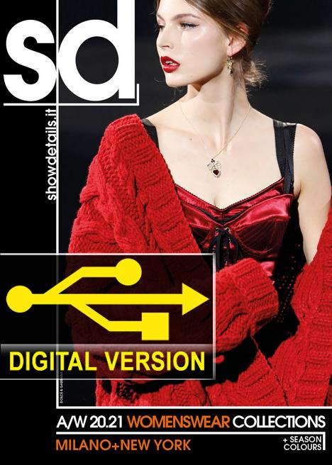 Show Details Milano/New York no. 30 A/W 20/21 Digital Version