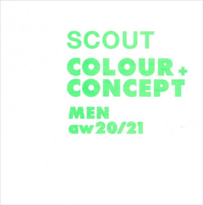 Scout Men's Trend Report Colour & Trend A/W 2020/2021