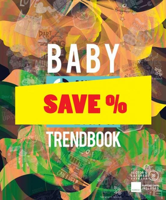 Style Right Babywear Trendbook A/W 2017/2018 incl. DVD