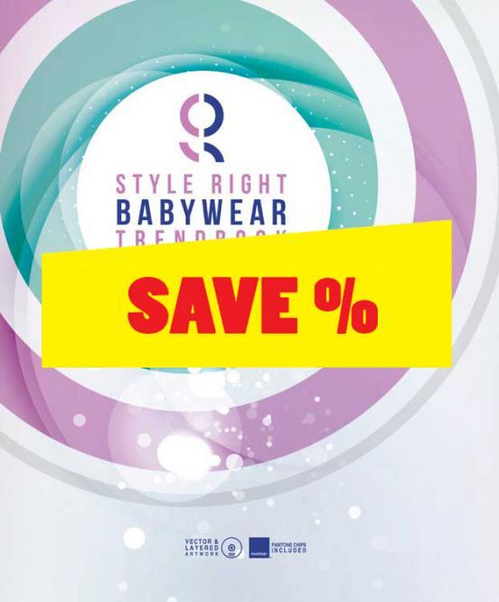 Style Right Babywear Trendbook A/W 2018/2019 incl. DVD
