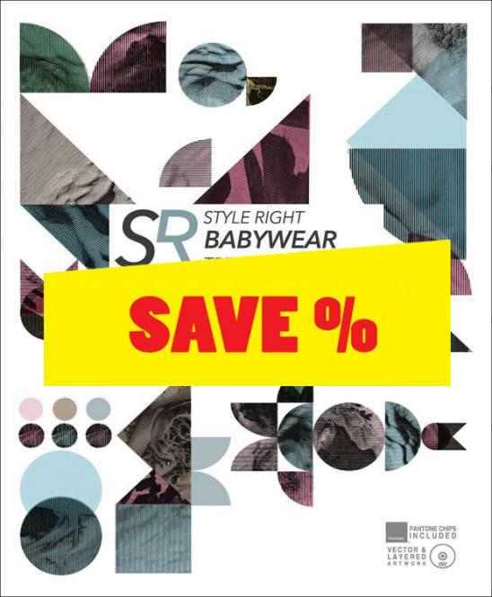 Style Right Babywear Trendbook A/W 2019/2020 incl. DVD