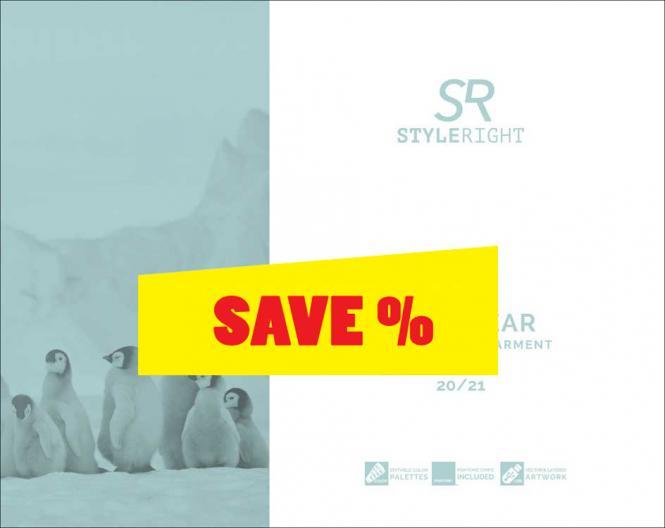 Style Right Babywear Trendbook A/W 2020/2021 incl. USB