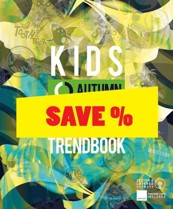 Style Right Kidswear Trendbook A/W 2017/2018 incl. DVD