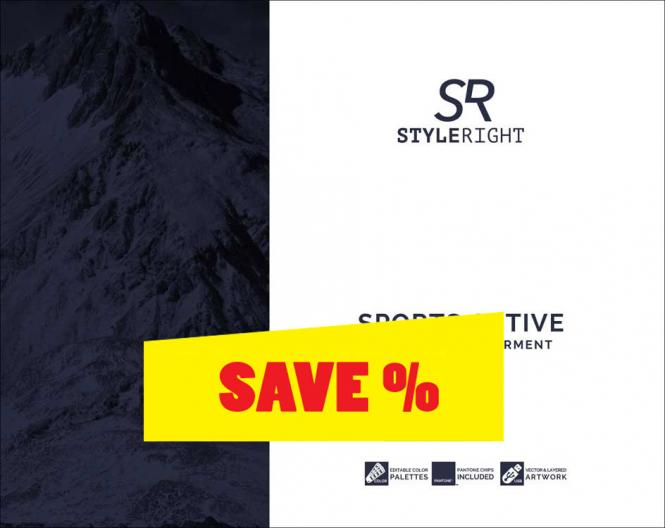 Style Right Sports Active A/W 2020/2021 incl. USB
