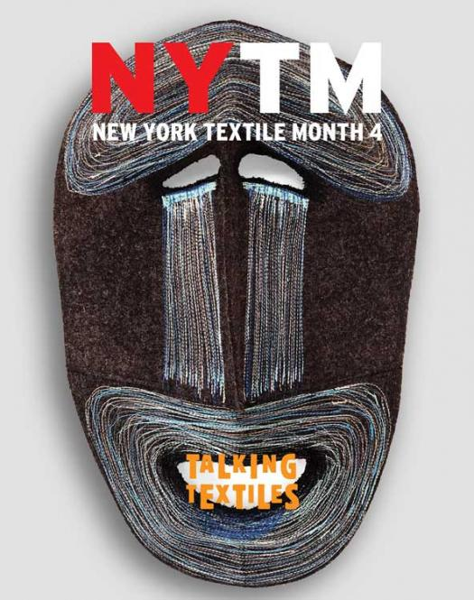 Talking Textile NYTM - New York Textile Month - 2-Jahres-Abonnement Deutschland