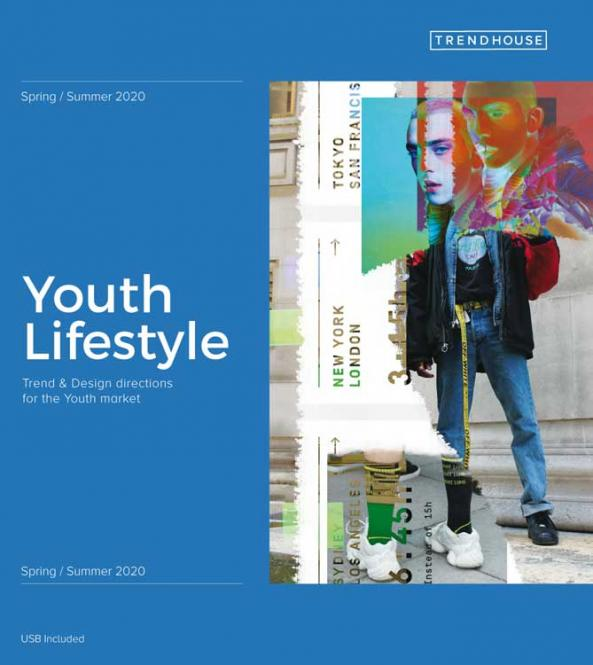 Trendhouse Youth Lifestyle S/S 2020 incl. USB-Stick