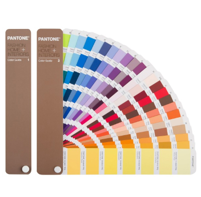 PANTONE Fashion Home + Interiors Color Guide TPG incl. 210 new colors