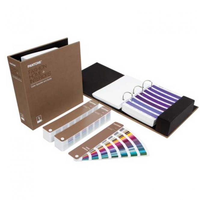 PANTONE Fashion Home + Interiors Color Specifier & Guide TPG incl.