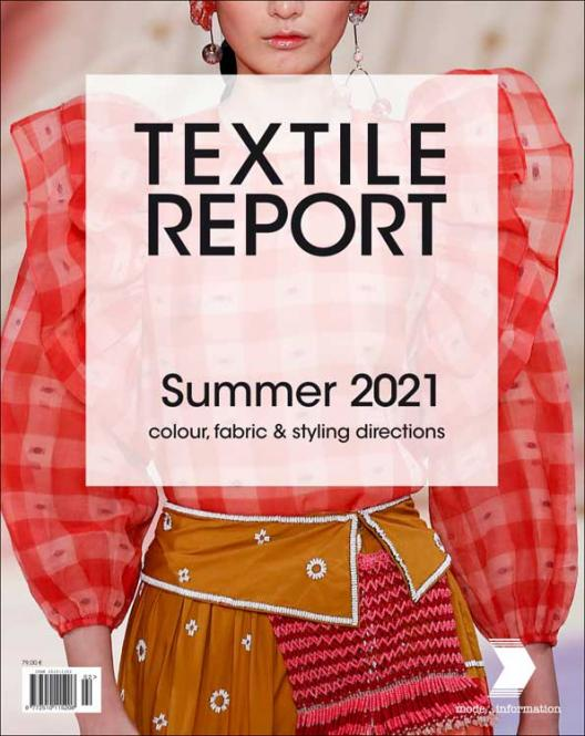 Textile Report no. 2/2020 Summer 2021