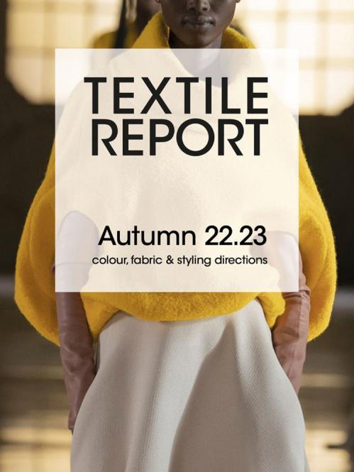 Textile Report no. 3/2021 Autumn 2022/2023