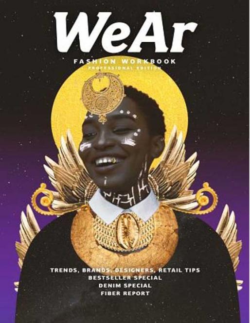 WeAr Magazine no. 62 Deutsch