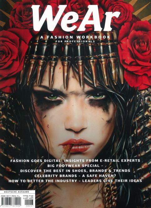 WeAr Magazine no. 47 Englisch