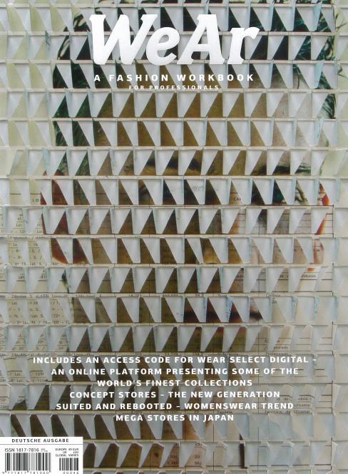 WeAr Magazine no. 46 Deutsch