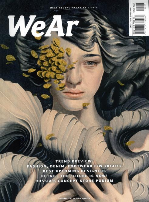 WeAr Magazine no. 38 Englisch