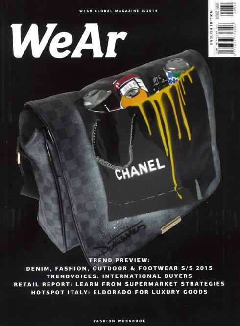 WeAr Magazine no. 39 Deutsch
