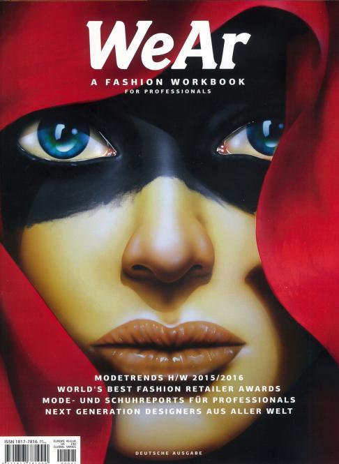 WeAr Magazine no. 41 Deutsch