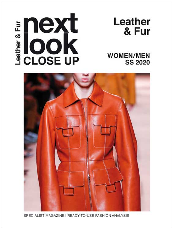 Next Look Close Up Women Men Leather Fur No 07 S S 2020