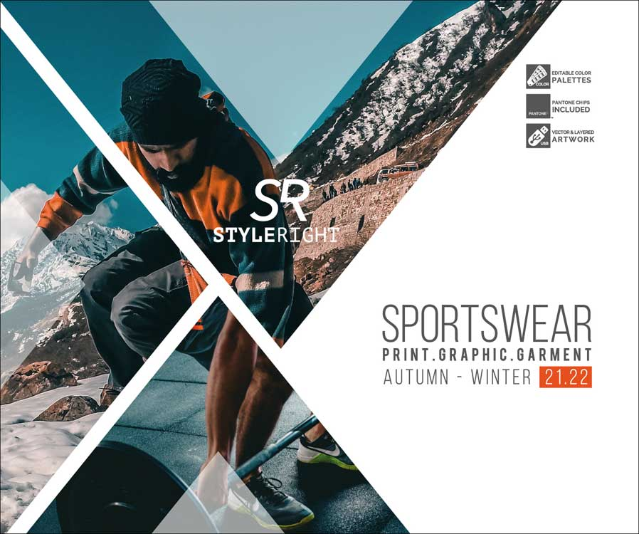 Style Right Sports Active A/W 2021/2022 incl. USB | mode ...