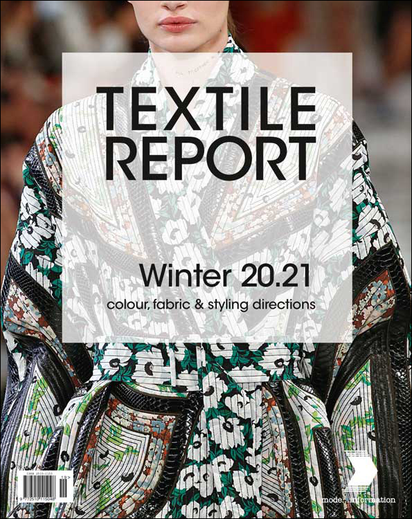 Textile Report no. 4/2019 Winter 2020/2021 | mode ...