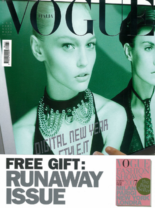 Vogue Italia, Subscription Europe | mode   information s a s