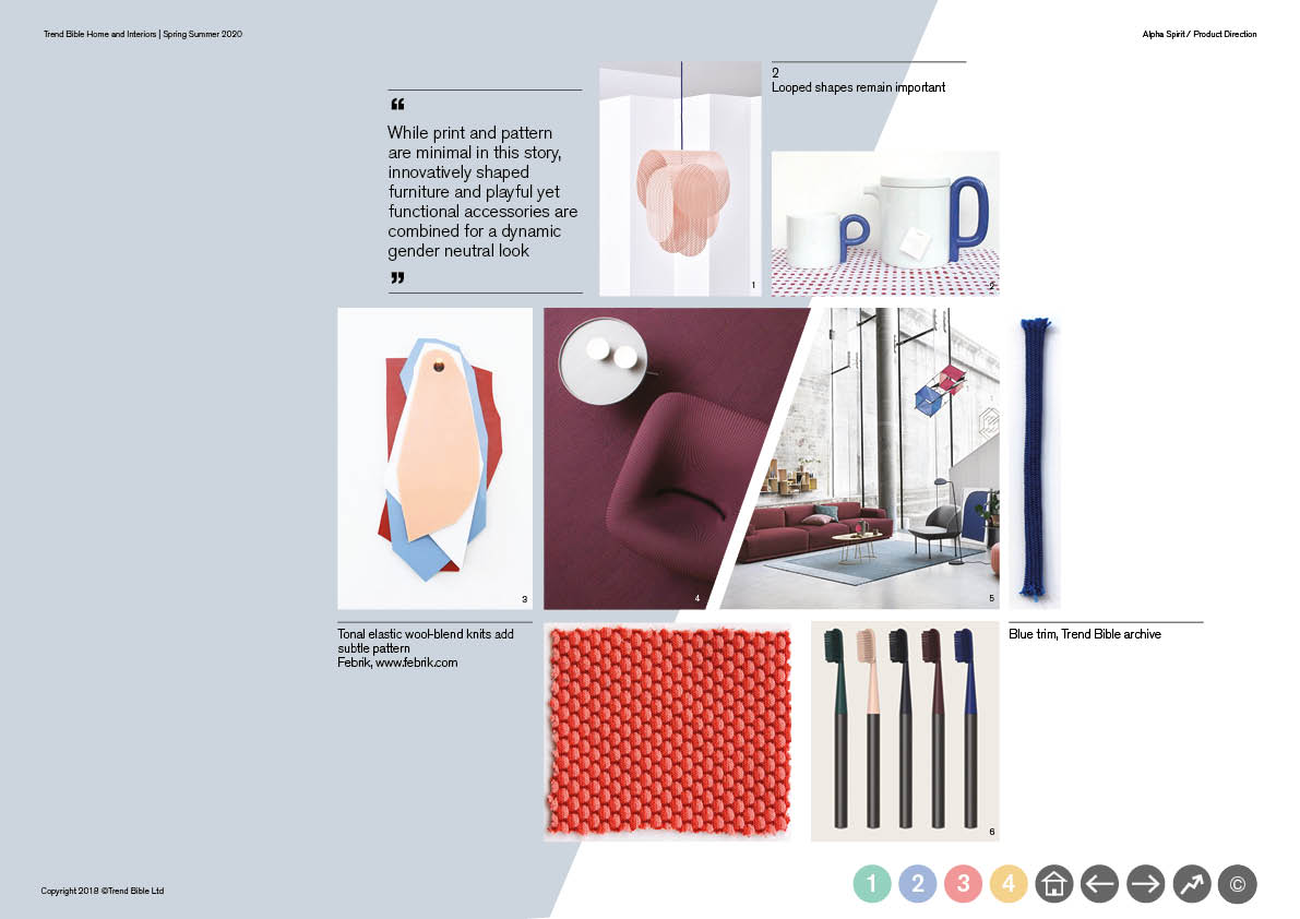 Product Trends 2020.Trend Bible Home Interior Trends S S 2020 Ebook Mode