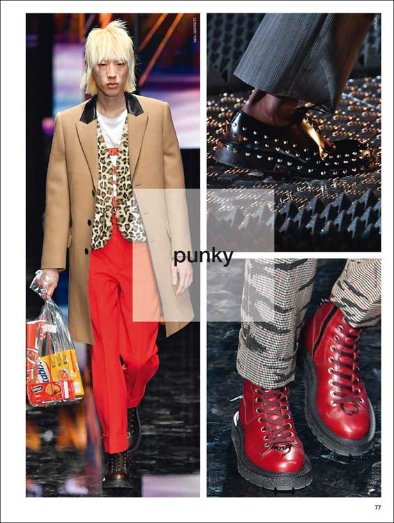 Next Look Close Up Men Shoes, Bags & Accessories no. 06 AW